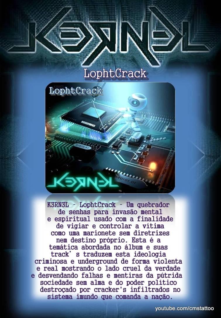 K3RN3L - LophtCrack (release)