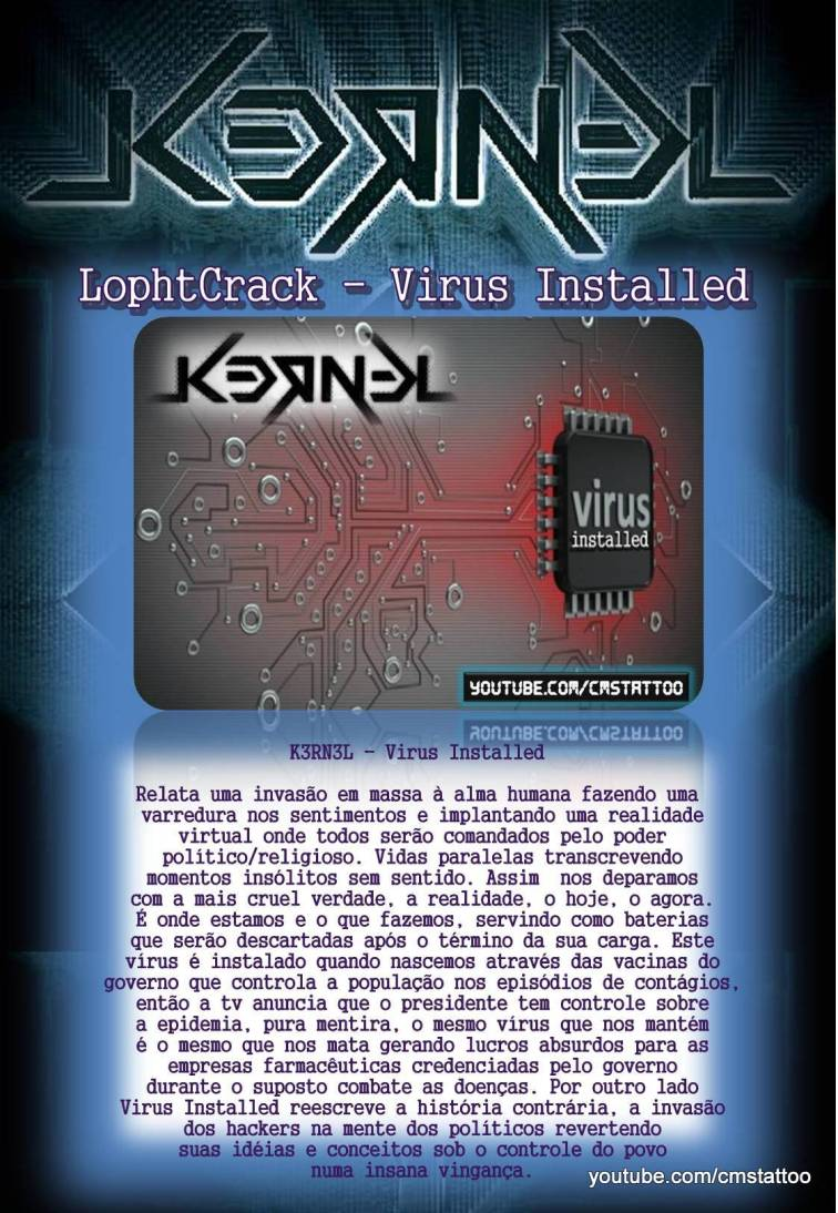K3RN3L - Virus Installed (release)