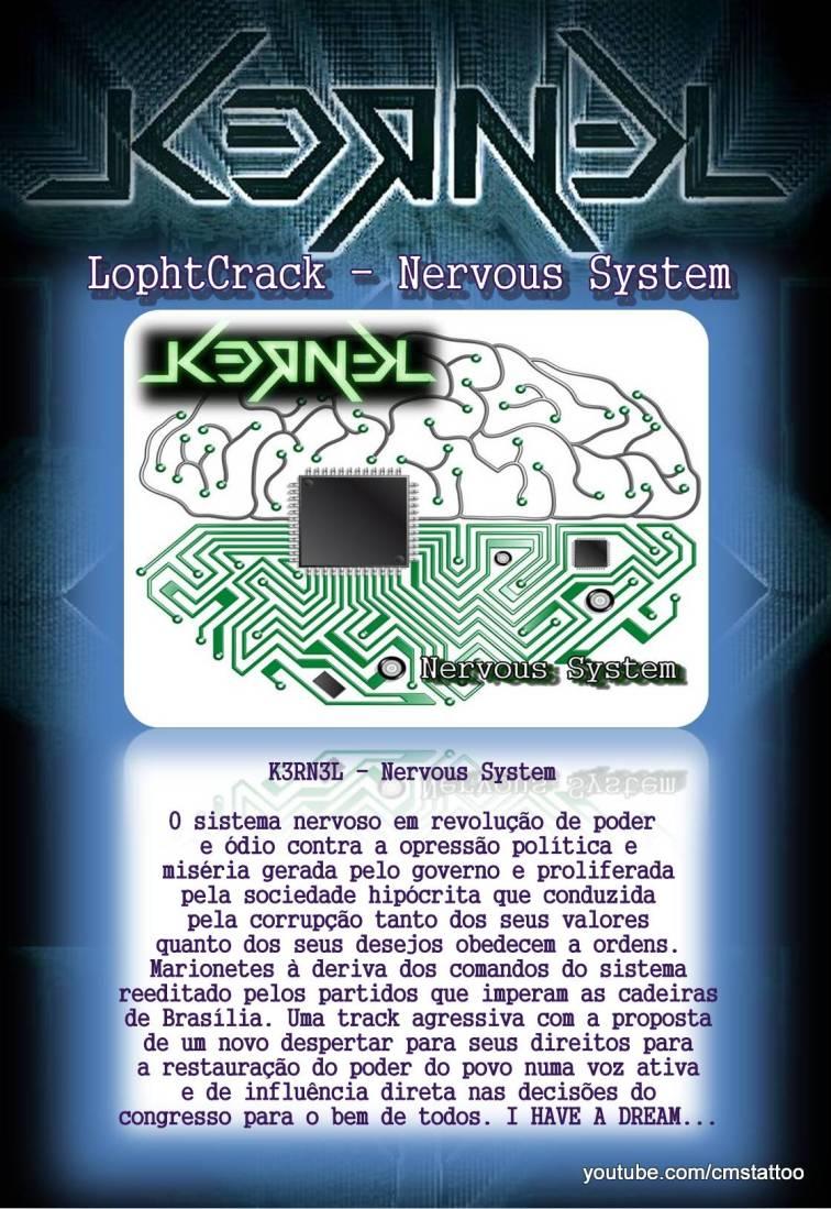 K3RN3L - Nervous System (release)