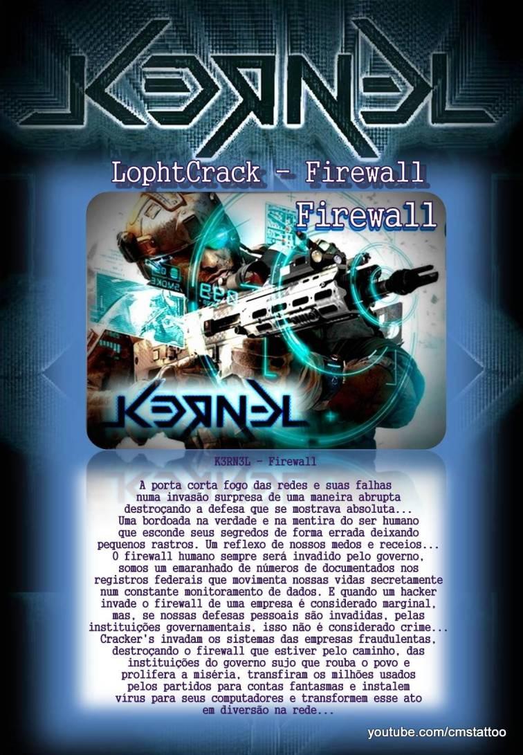 K3RN3L - Firewall (release)