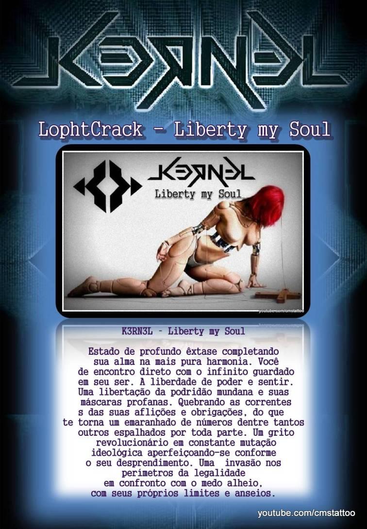 K3RN3L - Liberty my Soul