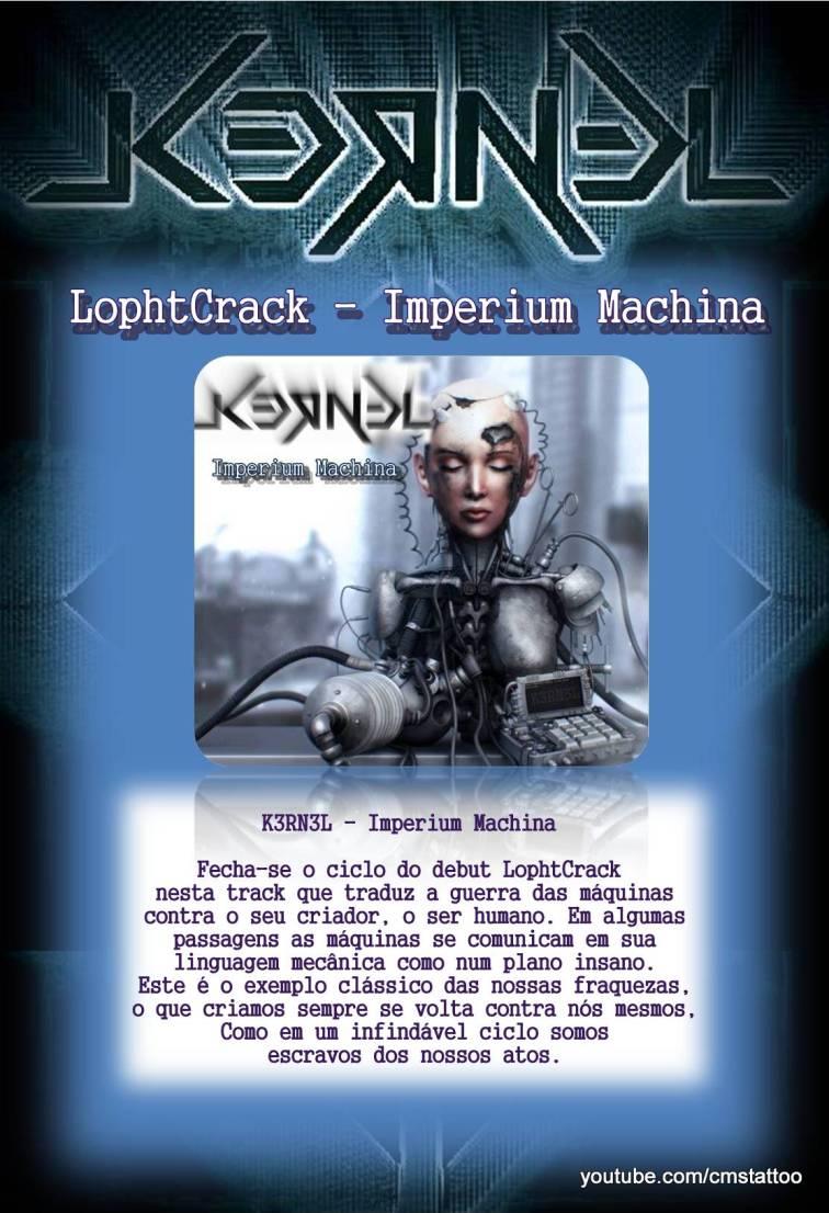 K3RN3L - Imperium Machina (release)