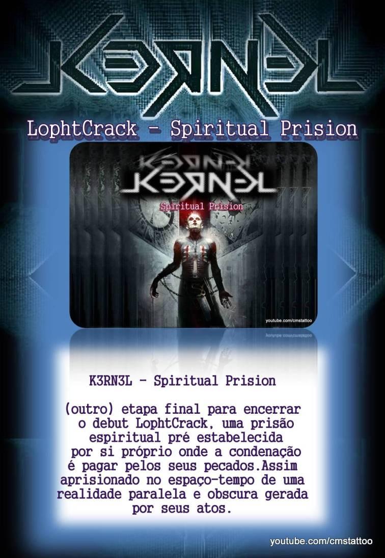 K3RN3L - Spiritual Prision